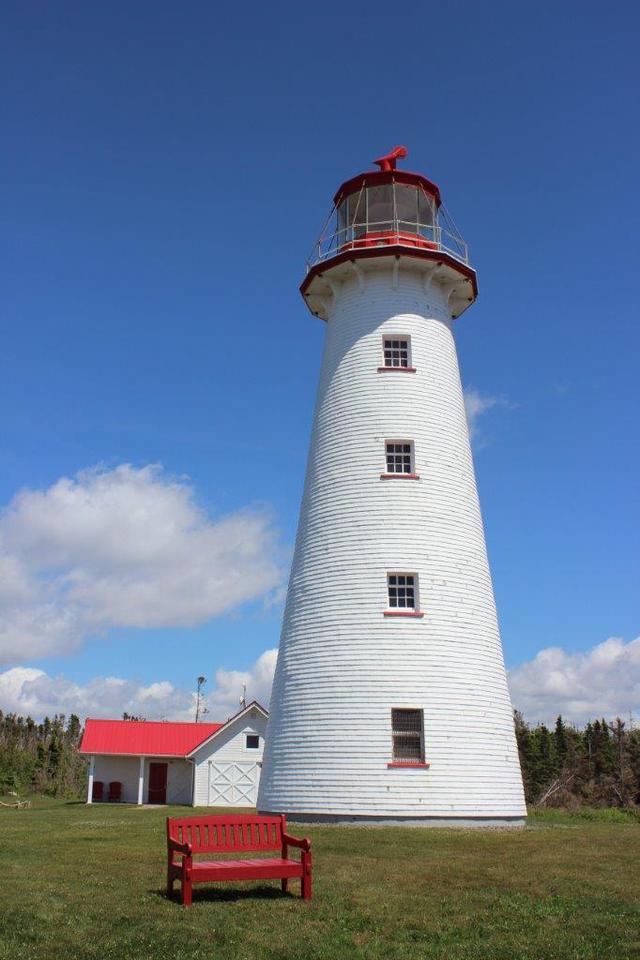 画像: 営業開始したポイントプリム灯台。1度に入れるのは1家族(組)に制限/7/3撮影©PE Tours
