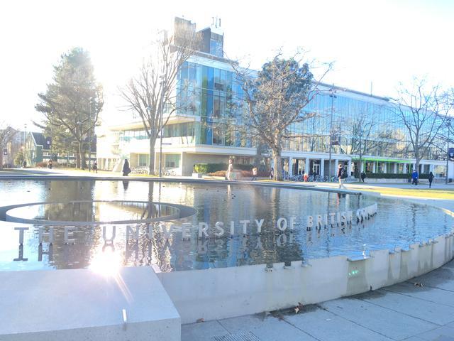 画像: ~実は観光名所が盛りだくさん!ブリティッシュコロンビア大学~