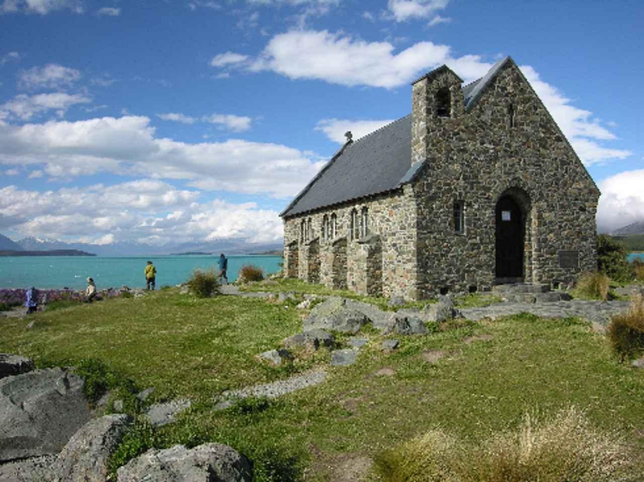 画像: 善き羊飼いの教会/イメージ