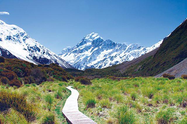 画像: フッカバレーハイキング/イメージ