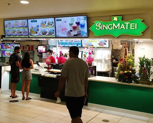 画像: マカイマーケットフードではマレー料理の新しいお店がオープン(7月21日現地スタッフ撮影)