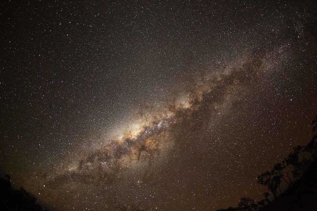 画像: 天の川(イメージ)