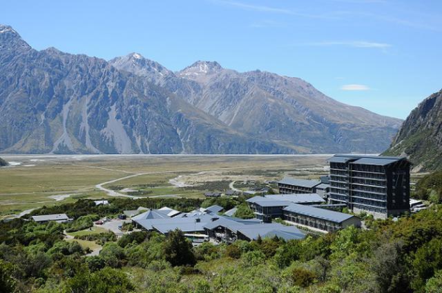 画像: 『南北を一度に巡る決定版!癒しのニュージーランド8日間』憧れの「ハーミテージホテル」では山の見えるお部屋に宿泊!|クラブツーリズム
