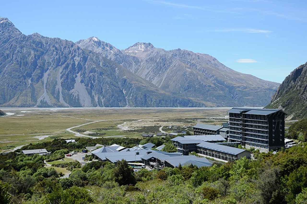 画像: 『南北を一度に巡る決定版!癒しのニュージーランド8日間』憧れの「ハーミテージホテル」では山の見えるお部屋に宿泊! クラブツーリズム