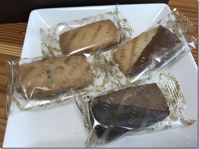 画像: 丁寧に焼き上げられたショートブレッドクッキー(スタッフ撮影)