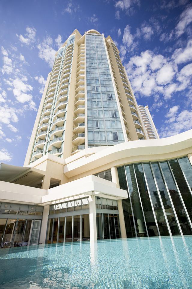 画像: 当コースで利用するホテルは、マントラレジェンズ(外観イメージ)