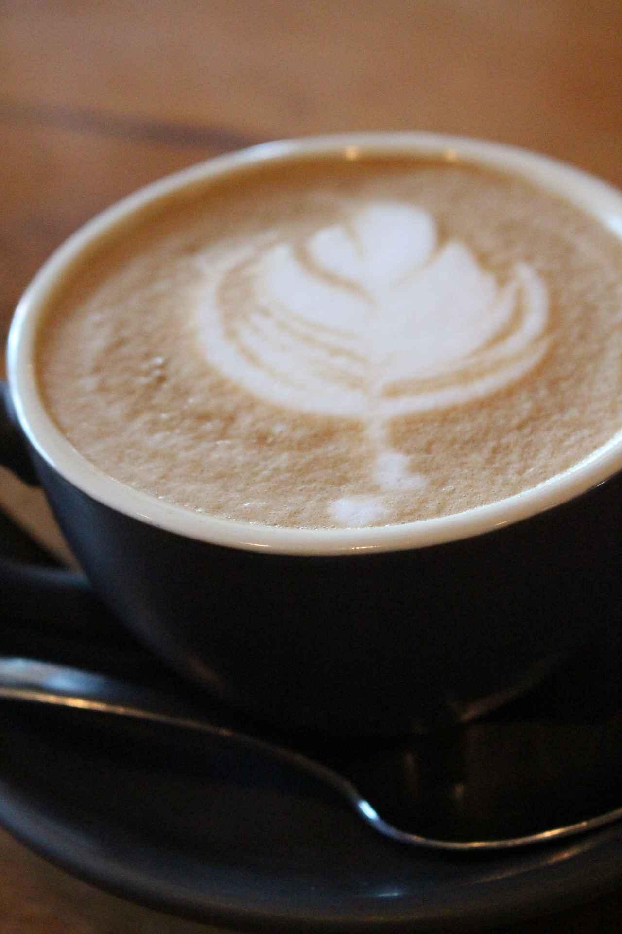 画像: リラックスしてコーヒータイム♪