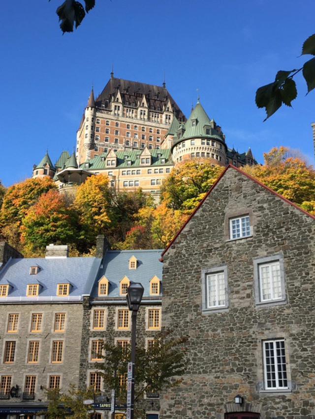 画像: ケベックシティ/10/13撮影©Showflex