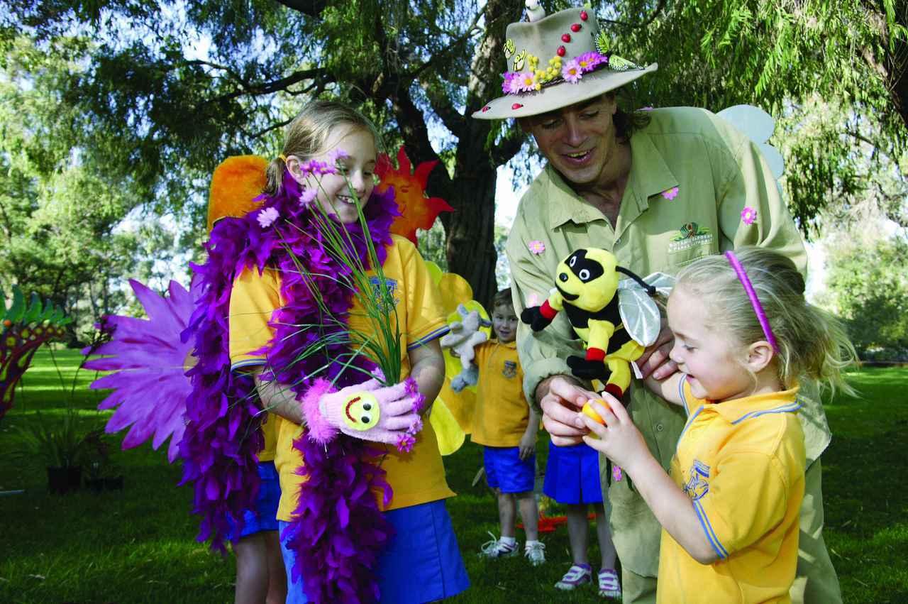 画像: ワイルドフラワーフェスティバル(イメージ)©オーストラリア政府観光局