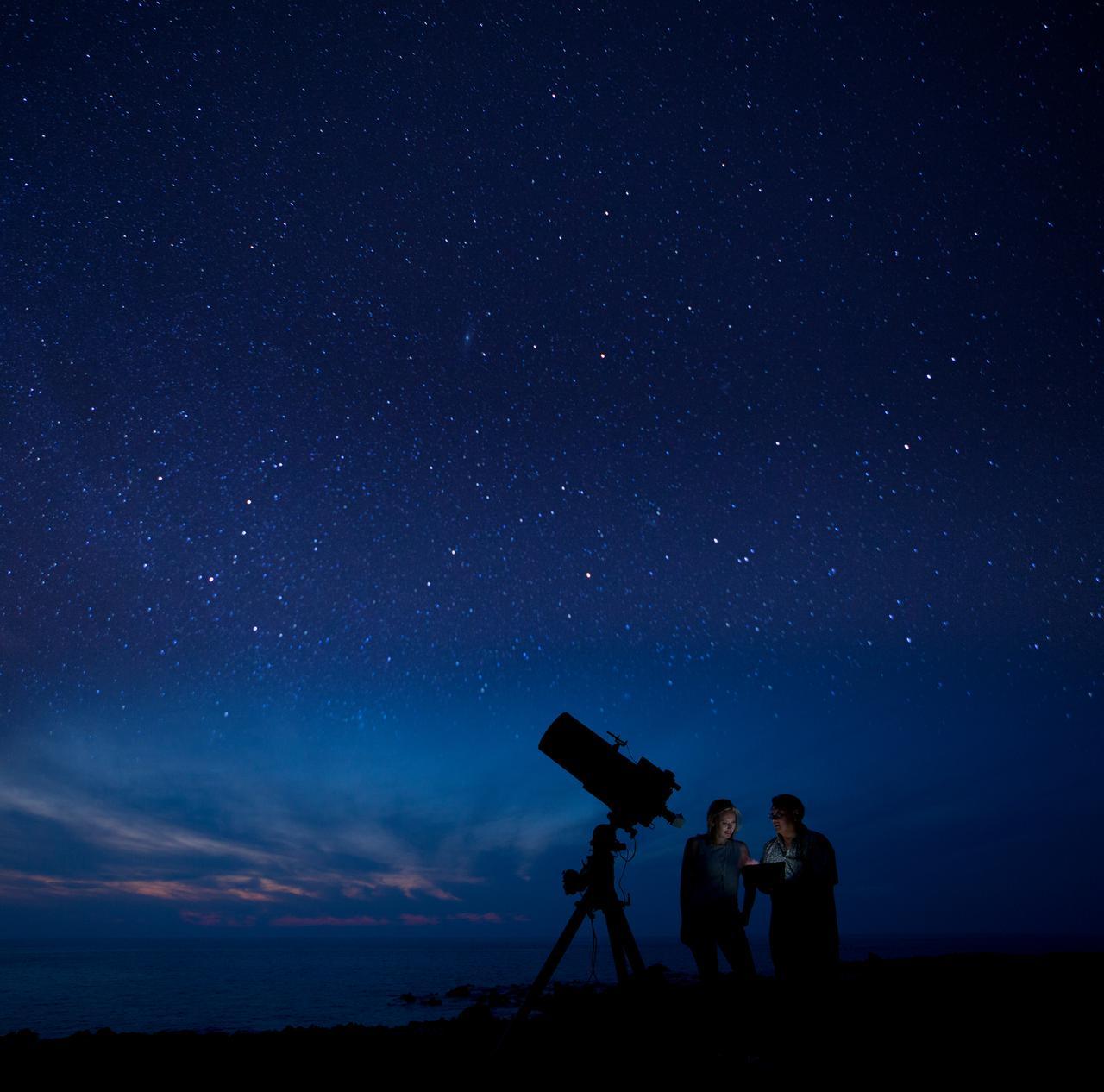 画像: マウナケア星空(イメージ)©ハワイ観光局 (HTA)ダナ・エドマンズ