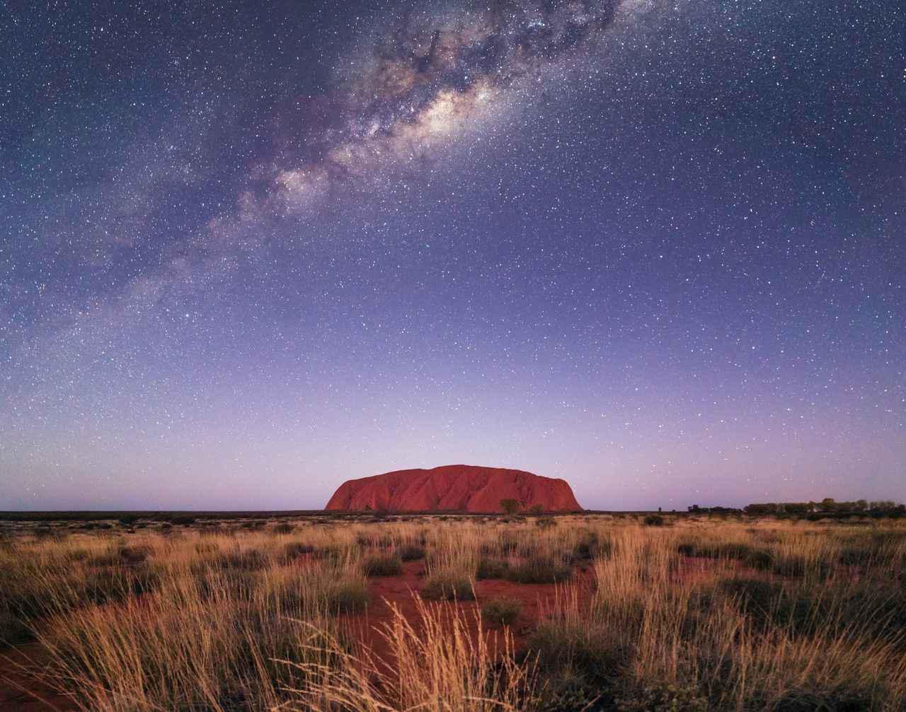 画像: 夜を美しくする〇〇シリーズ<第1回> 『星空に魅せられて2年間エアーズロックに在住!/オーストラリア』 【好奇心で旅する海外】<夜空の物語> - クラブログ ~スタッフブログ~|クラブツーリズム