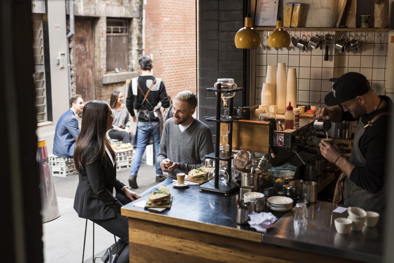 画像: メルボルンのカフェ(イメージ)©オーストラリア政府観光局