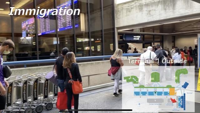 画像: ホノルル空港(撮影協力:ハワイアン航空)