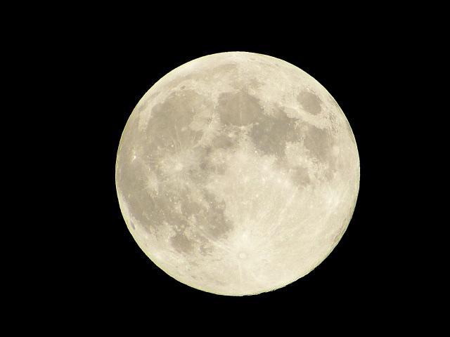 画像: 満月(イメージ)