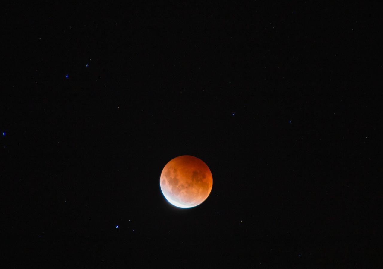 画像: 皆既月食2021(【クライストチャーチ】©2021 Hide Ozawa All Rights Reserved