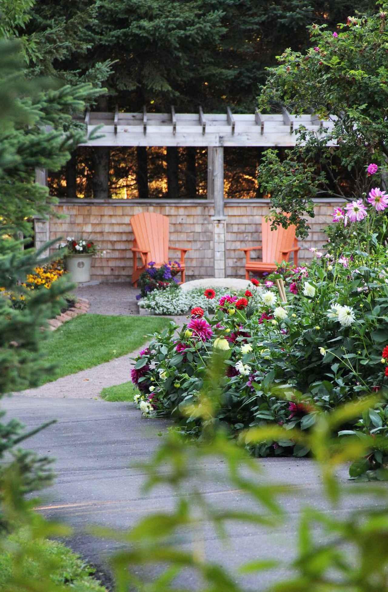 画像2: PEI Preserve Companyのお庭
