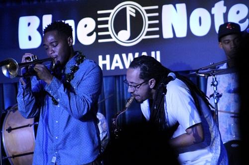 画像: 2016年にはジャズの名門「Blue Note」もハワイに進出 Jazzもハワイの空気にとても良く溶け合います (撮影:YUKO)