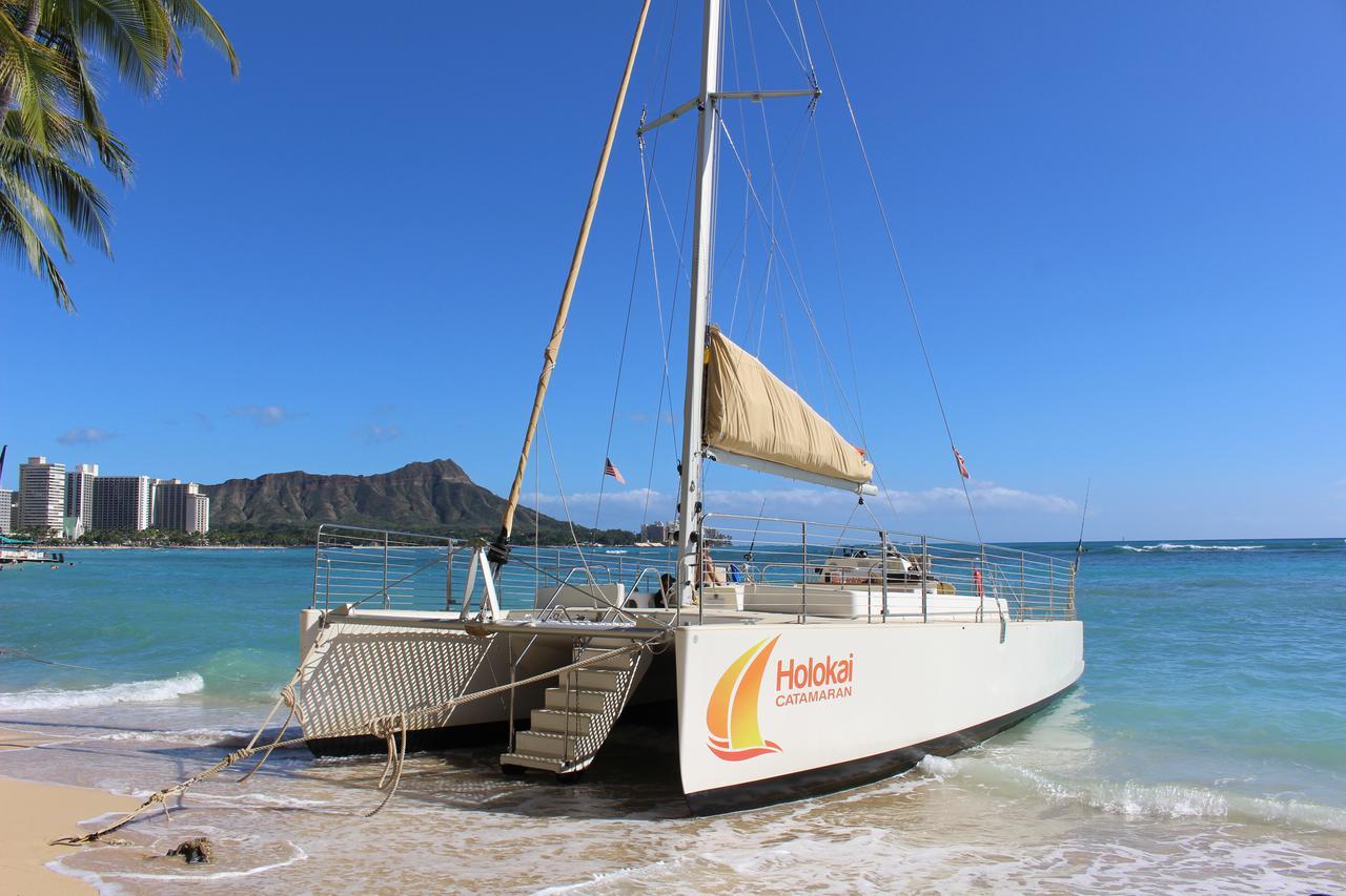 画像: グレイズ・ビーチ 真水と海水が交わる「カヴェヘヴェヘ」はパワースポットとして人気 (撮影:YUKO)