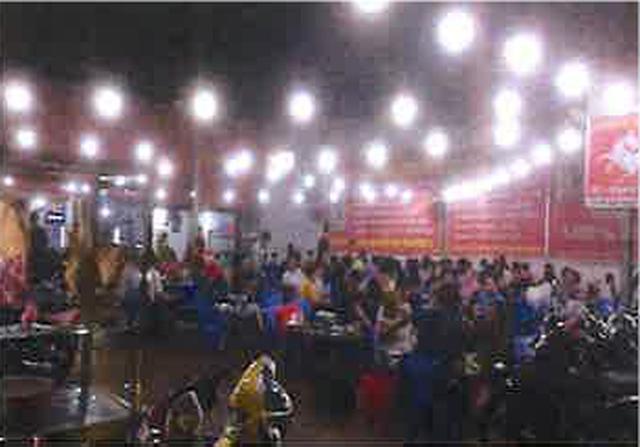画像: レストランも通常通りの賑わいを取り戻しています(現地スタッフ撮影)