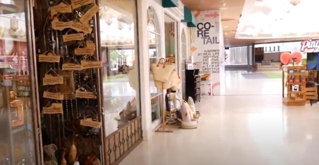 画像: まだ以前のような活気はありませんが観光再開に向けて商業施設も準備を始めています 現地手配会社「APEX」提供(7月6日撮影)