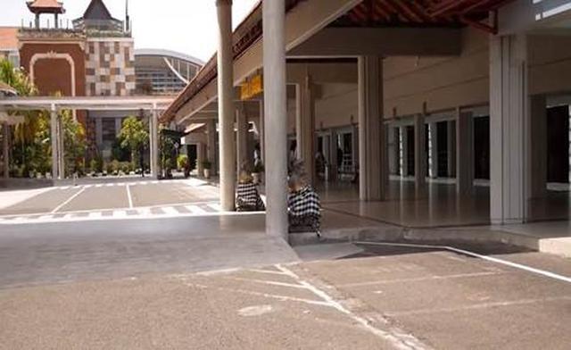 画像: バリ島の玄関口「ングラ・ライ空港」 現地手配会社「APEX」提供(7月6日撮影)