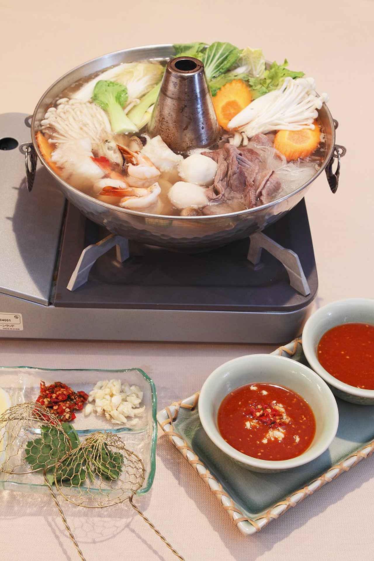 画像: タイスキ/イメージ(写真提供:タイ国政府観光庁)