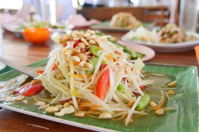 画像: ソムタム/イメージ(写真提供:タイ国政府観光庁)