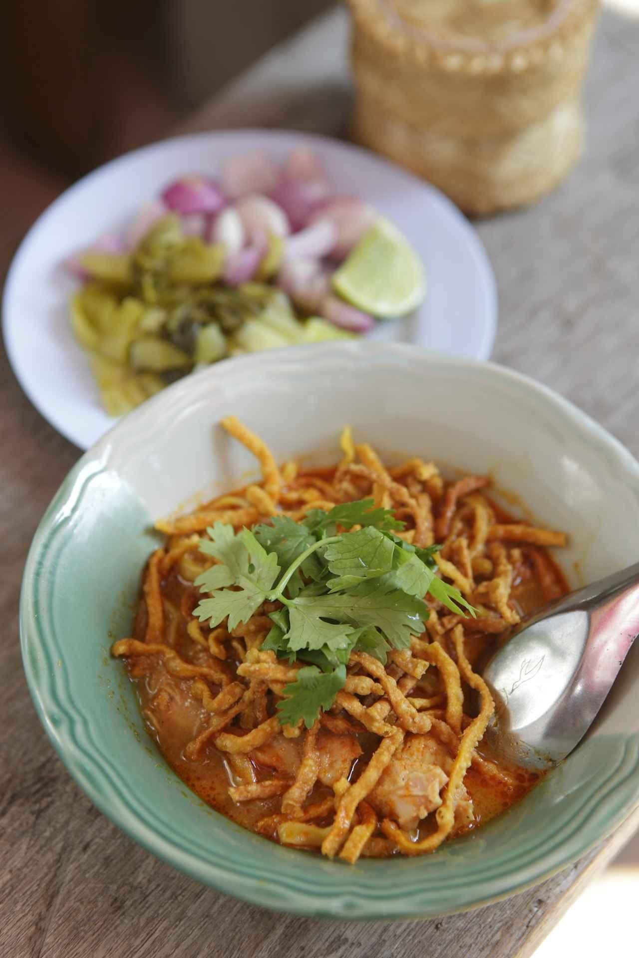 画像: カオソーイ/イメージ(写真提供:タイ国政府観光庁)