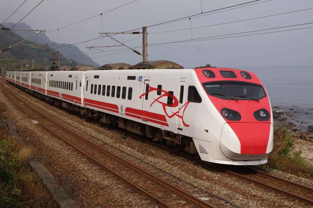 画像: 日本製車両の「普悠瑪号」/画像提供:北海道在住のペンネーム北の保線屋さん