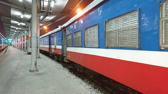 画像: ベトナム統一鉄道/現地スタッフ撮影