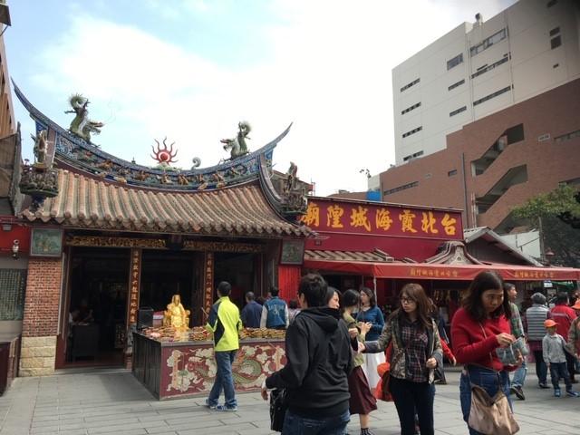 画像: 霞海城隍廟/水野撮影(2020年2月)