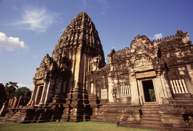 画像: ピマーイ歴史公園(写真提供:タイ国政府観光庁)
