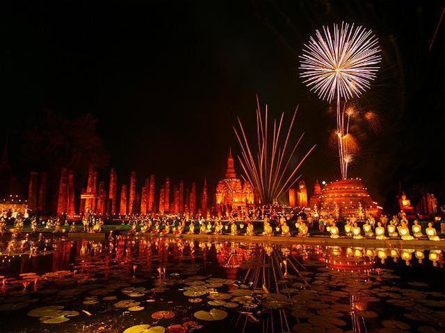 画像: 【タイ】北部おすすめ観光地のご紹介~チェンマイ・チェンライ・メーサイ・スコータイ~ - クラブログ ~スタッフブログ~|クラブツーリズム