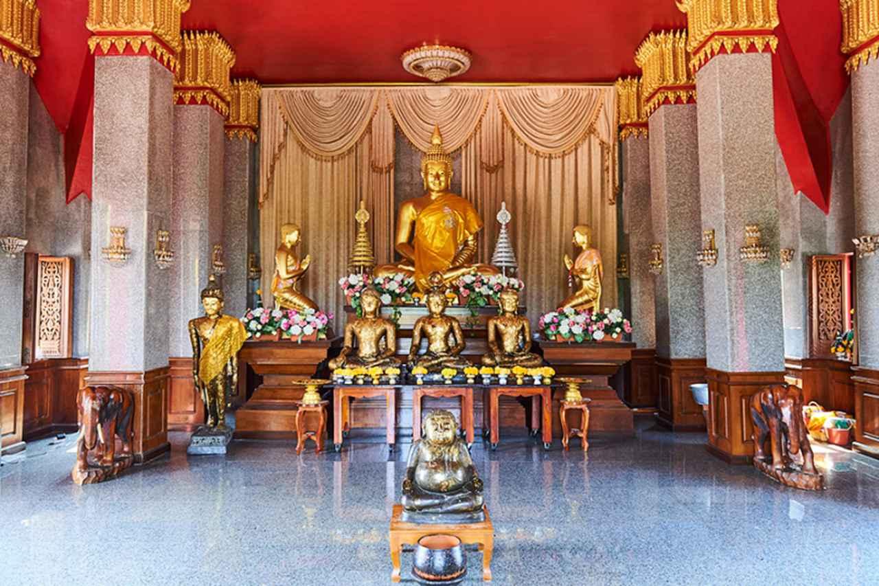 画像: 境内(写真提供:タイ国政府観光庁)