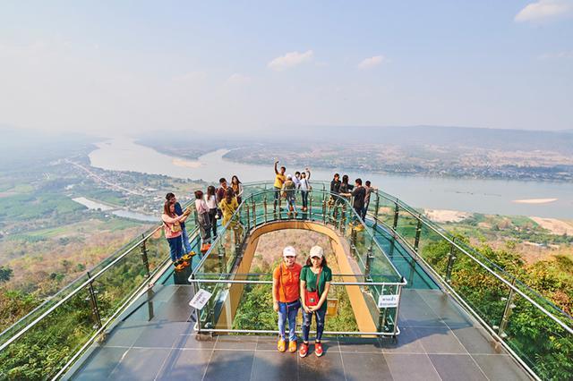 画像: スカイウォーク(写真提供:タイ国政府観光庁)