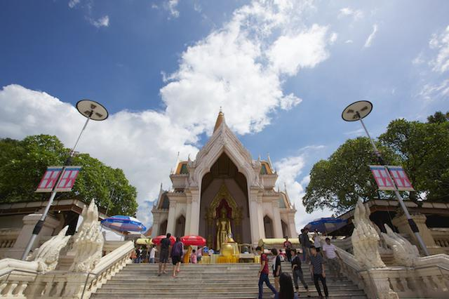 画像: プラ・パトム・チェディ(写真提供:タイ国政府観光庁)