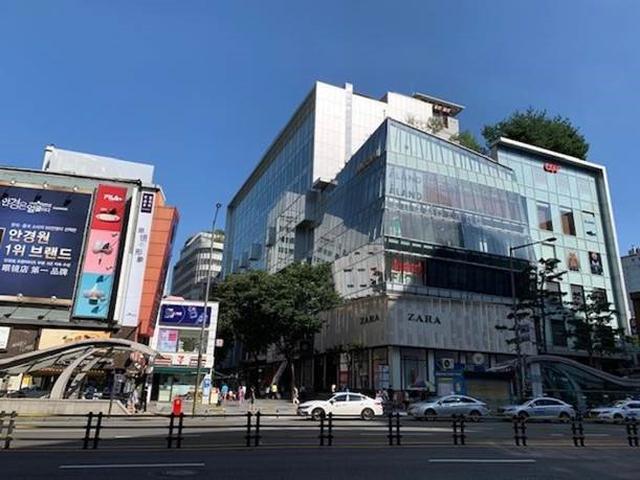 画像: 明洞の様子/提供:現地手配会社「韓進観光」(2020年9月4日撮影)
