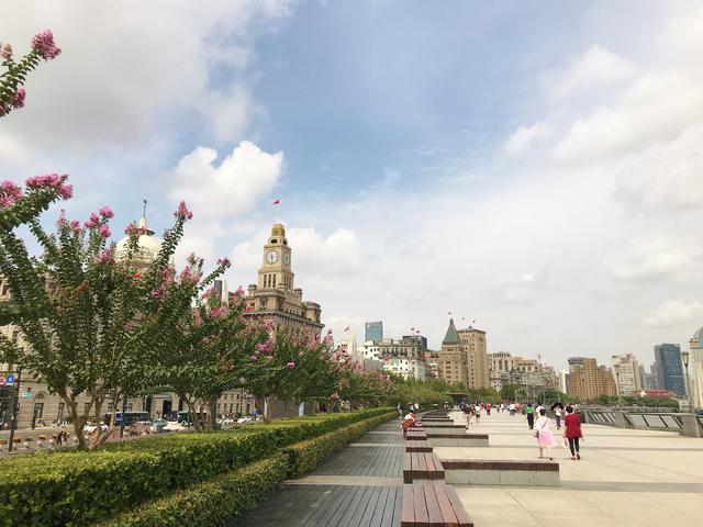 画像: 上海・外灘/提供:現地手配会社(9/2撮影)