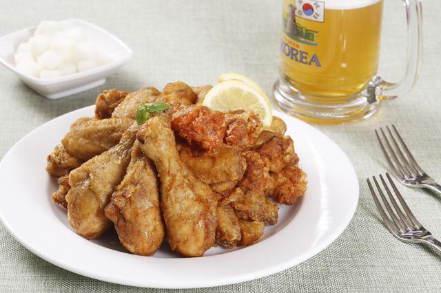 画像: チキン(提供:韓国観光公社)