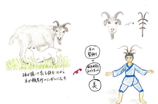 画像: 大きな羊が美しい?!
