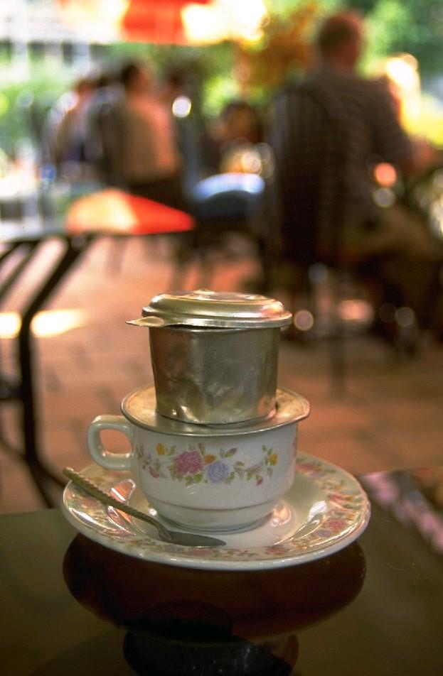 画像: ホットベトナムコーヒー(イメージ)