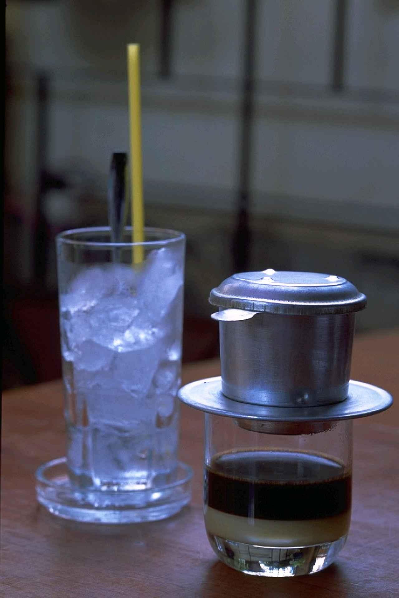 画像: アイスベトナムコーヒー(イメージ)