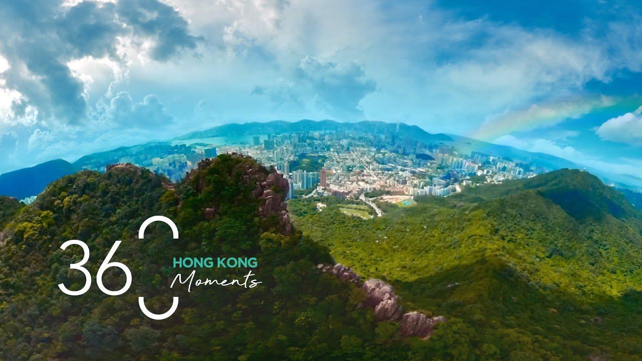画像: 360 Hong Kong Moments - Great Outdoors (promo video only - check government precautionary measures) www.youtube.com