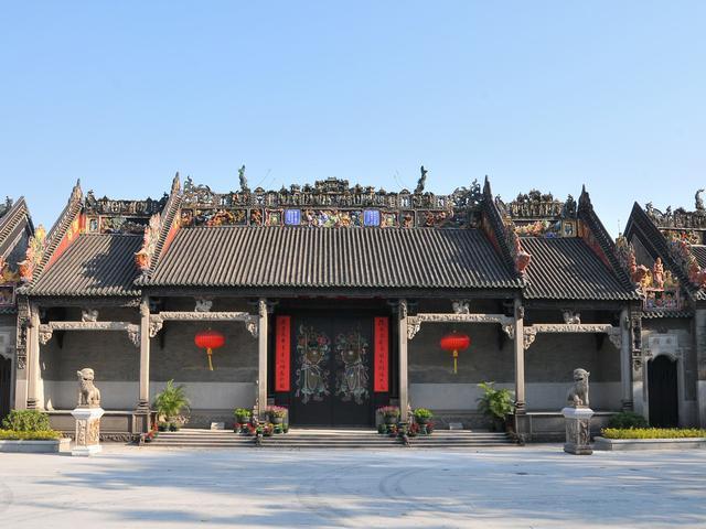 画像: 陳氏書院(香港政府観光局提供 イメージ)