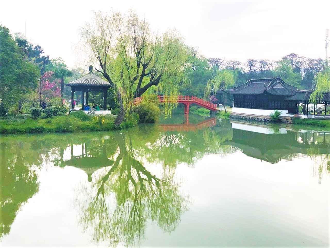 画像: 揚州(弊社スタッフ3月撮影 イメージ)