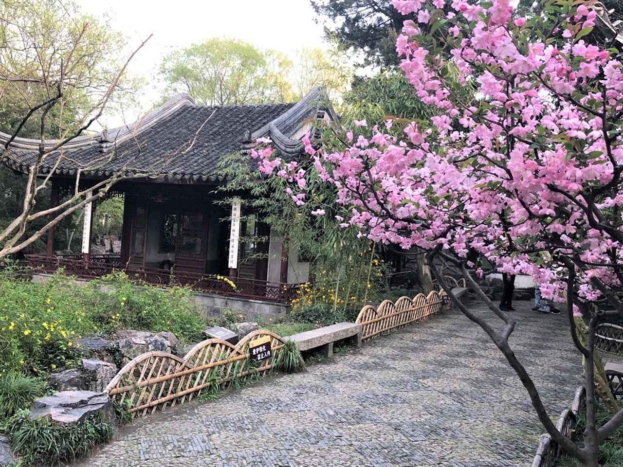 画像2: 世界遺産・蘇州の留園(3月撮影 イメージ)