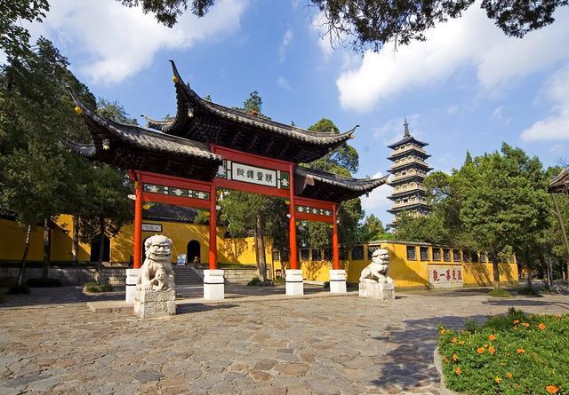 画像: 鑑真和上ゆかりの大明寺(イメージ)