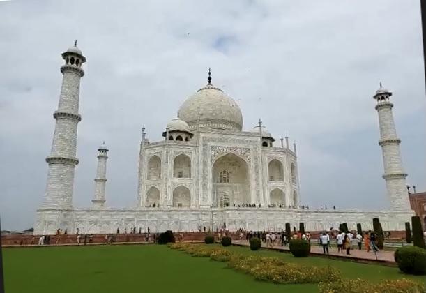 画像1: 【インド】オンラインツアーを実施しました!『インドの秘宝 タージ・マハルの調べ』
