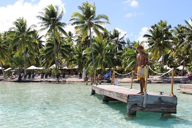 画像: 乗船客しか立ち入ることのできないプライベート島(イメージ)