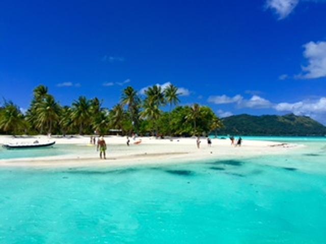 画像3: ボラボラ島